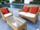 Wicker Outdoor Furniture Care
