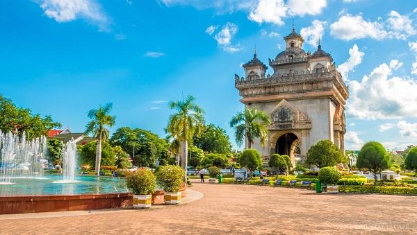 Laos Big Cities