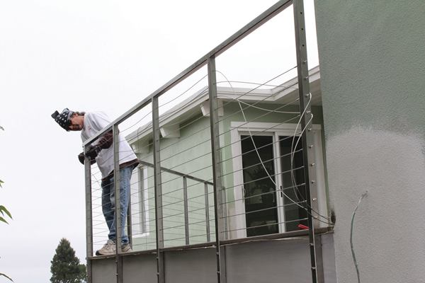 Handrails and Custom Sizes
