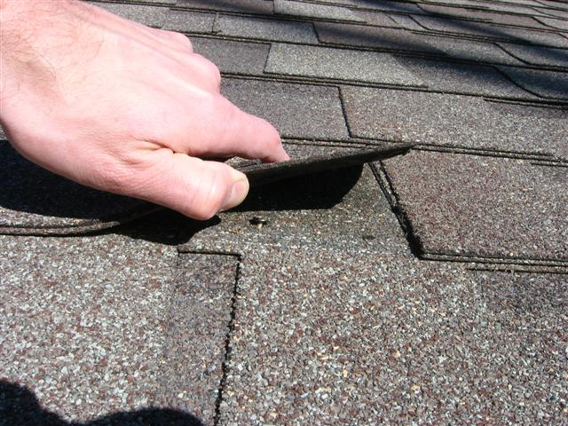 Roof Leakage and moisture