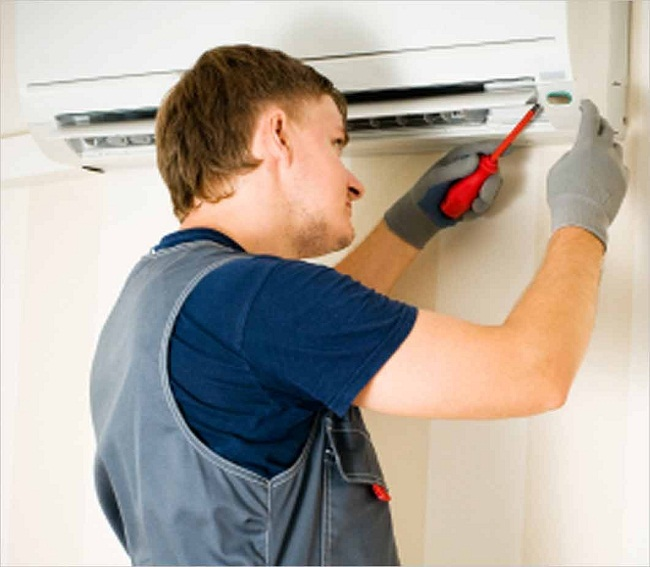 hiring a AC service provider