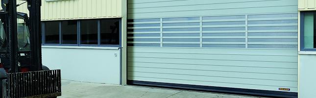 Commercial Roller Shutters and Garage Doors