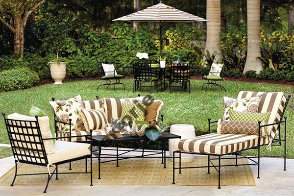 Investing In Wrought Iron For Outdoor Patio Furniture Is Worthy