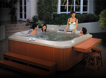 Hot Tub And Spa Experience